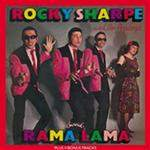 ROCKY SHARPE & THE REPLAYS - Rama Lama Ding Dong CD