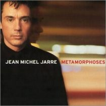 JEAN-MICHEL JARRE - Metamorphoses CD