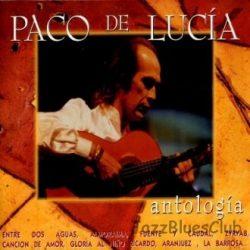 PACO DE LUCIA - Antologia / 2cd / CD