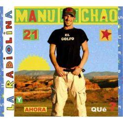 MANU CHAO - La Radiolina CD