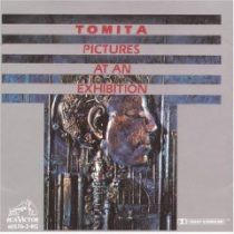 TOMITA - Pictures At An Exhibition CD