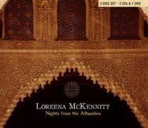LOREENA MCKENNITT - Nights From The Alhambra /2cd+dvd/ CD