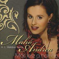 MAHÓ ANDREA - Más Lesz A Holnap CD