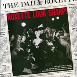 ROXETTE - Look Sharp / vinyl bakelit / LP