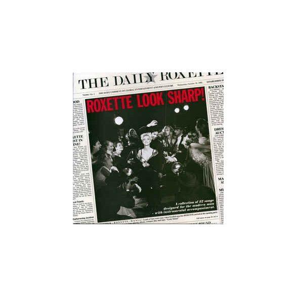 ROXETTE - Look Sharp / vinyl bakelit / LP
