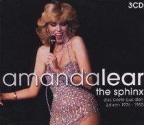AMANDA LEAR - The Sphinx... best of / 3cd / CD