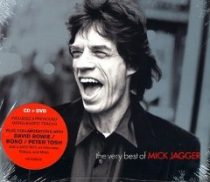 MICK JAGGER - The Very Best Of /cd+dvd/ CD