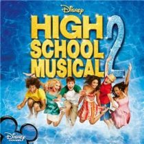 FILMZENE - High School Musical 2./Szerelmes Hangjegyek 2./ (+2 bonus magyar szám) CD