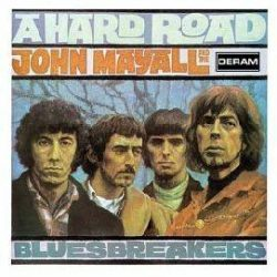 JOHN MAYALL - Hard Road CD