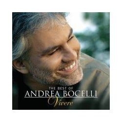 ANDREA BOCELLI - Vivere best of CD