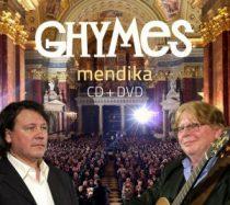 GHYMES - Mendika /cd+dvd/ CD