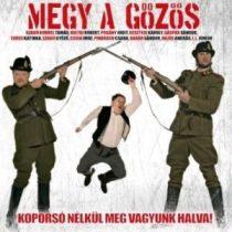 FILMZENE - Megy A Gőzös CD