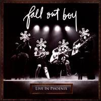 FALL OUT BOY - Live In Phoenix CD