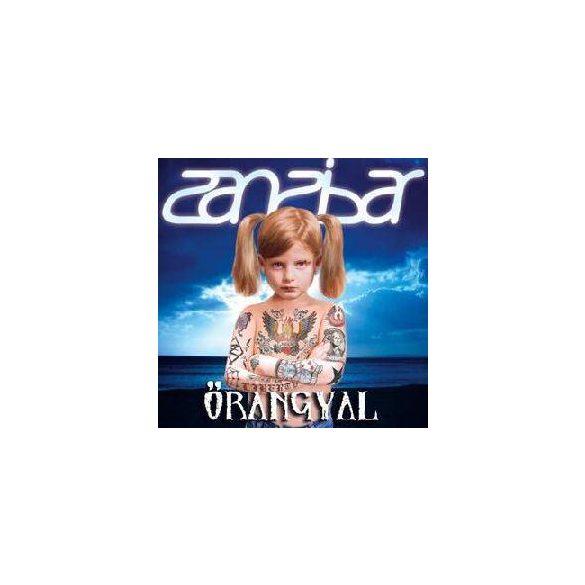 ZANZIBÁR - Őrangyal CD