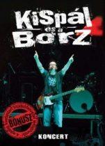 KISPÁL ÉS A BORZ - Koncert DVD