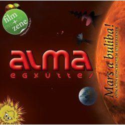 ALMA EGYÜTTES - Mars A Buliba Koncert /cd+dvd/ CD
