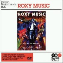 ROXY MUSIC - Live At Apollo /cd+dvd/ CD
