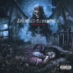 AVENGED SEVENFOLD - Nightmare CD
