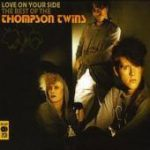 THOMPSON TWINS - Love On Your Side Best Of / 2cd /