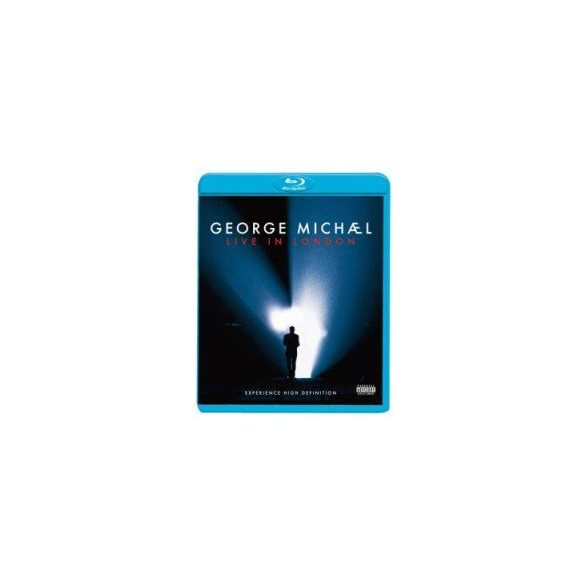 GEORGE MICHAEL - Live In London Blu-Ray BRD