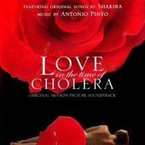 FILMZENE - Love In The Time Of Cholera CD