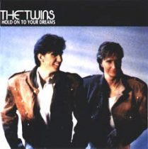 TWINS - Hold On To Your Dreams CD