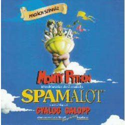 MUSICAL ROCKOPERA - Spamalot /magyar/ CD