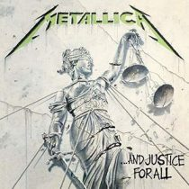 METALLICA - And Justice For All remaster 2018  / vinyl bakelit / 2xLP