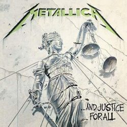 METALLICA - And Justice For All remaster 2018  / vinyl bakelit / 2xLP