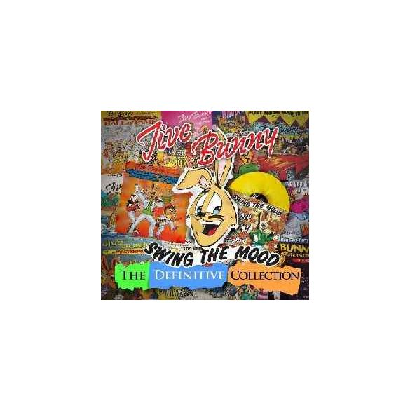 JIVE BUNNY & THE MASTERMIXERS - Swing The Mood Definitive Collection /2cd CD