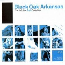 BLACK OAK ARKANSAS - Definitive / 2cd / CD