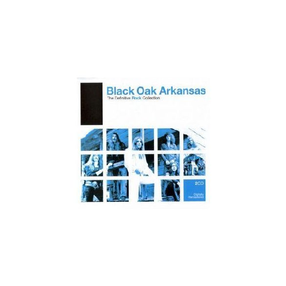 BLACK OAK ARKANSAS - Definitive / 2cd / CD