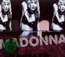 MADONNA - Sticky & Sweet Tour /cd+dvd/ CD