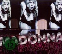 MADONNA - Sticky & Sweet Tour /cd+dvd/ CD