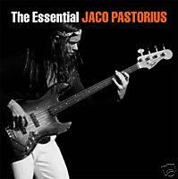 JACO PASTORIUS - The Essential / 2cd / CD