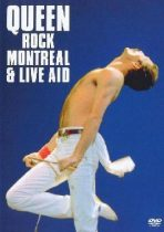 QUEEN - Rock Montreal & Live Aid DVD