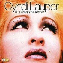 CYNDI LAUPER - True Colors Best Of / 2cd / CD