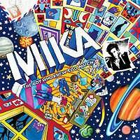 MIKA - The Boy Who Knew Too Much CD