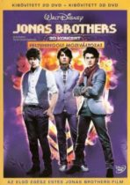 JONAS BROTHERS - 3D Concert Experience DVD