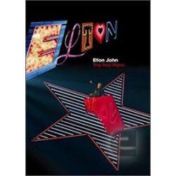 ELTON JOHN - The Red Piano deluxe kiadás /2dvd+cd/ DVD