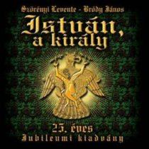 4a508c8f54 MUSICAL ROCKOPERA - István A Király 25. Éves Jubileumi Előadás TÁRSULAT /  2cd / CD