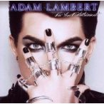 ADAM LAMBERT - For Your Entertaiment CD