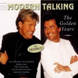 MODERN TALKING - Golden Years 1985-87 / 3cd / CD