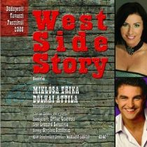 MUSICAL ROCKOPERA - West Side Story /Dolhai Miklósa/ CD