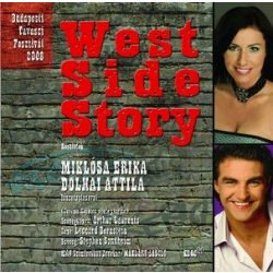 MUSICAL ROCKOPERA - West Side Story /Dolhai Miklósa/ CD