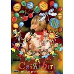 HALÁSZ JUDIT - Csiribiri Koncertfilm DVD