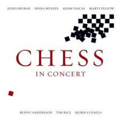 MUSICAL ROCKOPERA - Chess In Concert / 2cd / CD