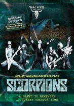SCORPIONS - Live At Wacken Open Air DVD