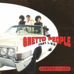 GHETTO PEOPLE - Ghetto Vibes CD