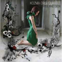 KOZMA ORSI - Hide And Seek CD